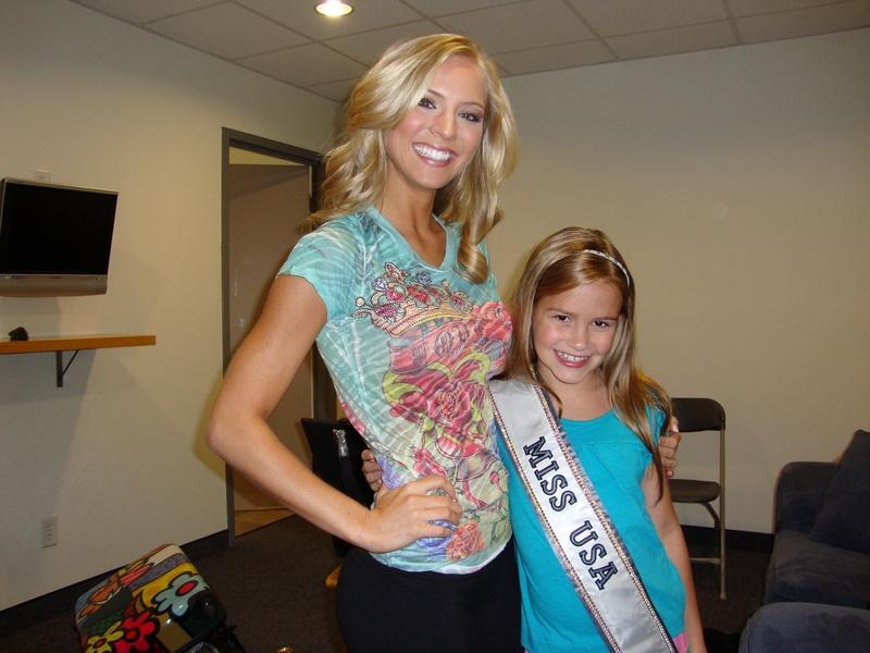 Taylar Hender, Miss USA Kristen Dalton