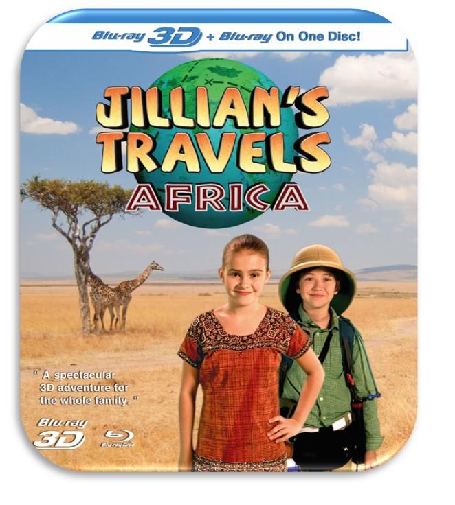 Jillians Travels - Africa